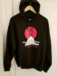 Artist Union Clothing Co. Men's hoodie in size large