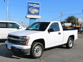 Chevrolet Colorado Work Truck 2012