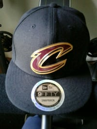Cleveland Cavs Snapback w/ metal CLE insignia  Spring Lake, 28390
