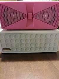 Two Bluetooth speakers Niles, 49120