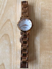 Kate Spade Pearl face Watch -Rose Gold Calgary, T2M 0Z3