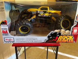 A Birthday coming up what a great toy Maistro Rock Crawler Truck