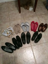 9 pair of size 6-7 all for Winter Park, 32792