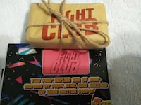 Original Shape Fight Club Soap Prop Made By Dark Matter Props Brant, N0E 1R0