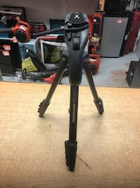 Manfrotto MKC3-H01M Compact Action Tripod w/ Photo/Video Grip Head