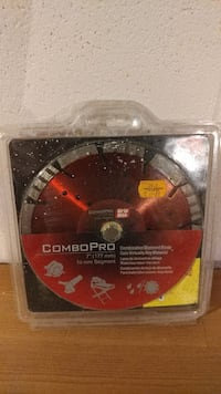red ComboPro saw diamond blade Ottawa, K1V 7P5