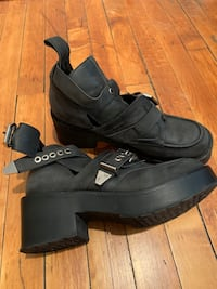 Jeffrey Campbell Boots (8.5f)