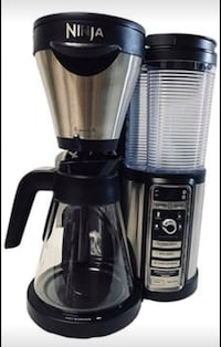 Ninja Coffee Bar Auto-iQ One-Touch Intelligence Brewer Maker(Plus Cup)