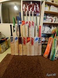 Cricket bat for sale ready to play Milton, L0P