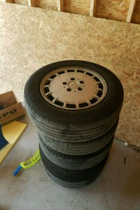 MERCEDES BENZ Wheels and tires. Winnipeg, R3T 0J6