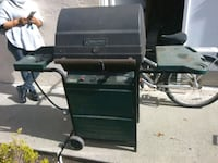 BBQ PRO Gas Grill with Propane Tank Sunnyvale