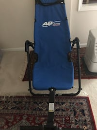 AB Lounge Sport Abdominal Exerciser workout foldable Bristow, 20136