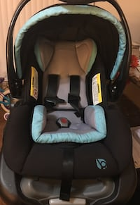 Baby's black and blue car seat carrier Huntington Beach, 92648
