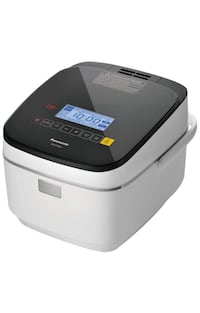 Panasonic IH Rice Cooker, Sealed Vancouver, V5Y