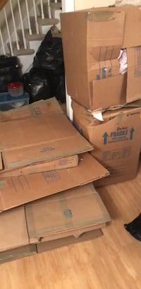 Free Boxes and pack paper Springfield, 22153