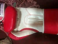unpaired red and white boxing glove Portland, 97230