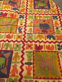 """Handmade 85"""" by 90"""" tapestry, bed cover Lutherville Timonium, 21093"""