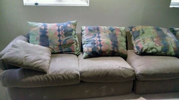 sectional sofa, in very good condition