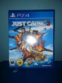 sony ps4 just cause 3 Waco, 76708