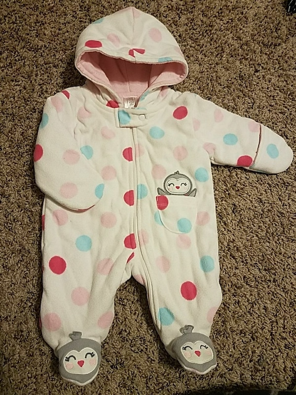 73167a5c5b19 Used Newborn girls winter suit for sale in Appleton - letgo
