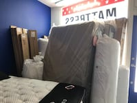 Liquidating King Queen Full and Twin Pillowtop Mattresses Today and Tomorrow!! Oceanside