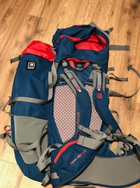 80l MEC travel bag