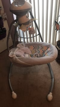 Fisher Price brand new swing! Costs $119 and will sell for $60 OBO Columbia, 21044
