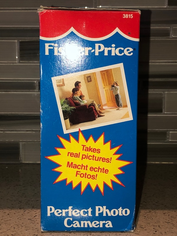 Fisher price perfect photo camera d1cbc8d4-34be-4e8b-9059-e804d10122d9