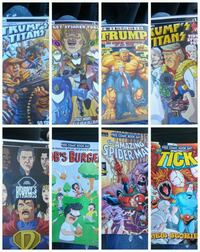 assorted comic book collection Niagara Falls, L2G 4Y4