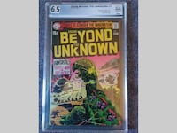 From Beyond The Unknown #1 NOV 1969 *PGX 6.5 SHELTON