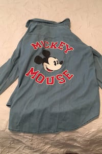 Mickey Mouse Women's Shirt