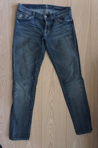 Lite brukt 7 for all mankind bukse