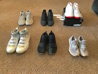Lebron, PG1, Dame, Pureboost, Hyperdunk, Adidas shoes Maple Ridge, V2X 9V3