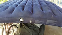 Inflatable air single layer air mattress for sale. San Jose