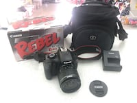 Canon Rebel T3 Camera – Mint Condition Toronto