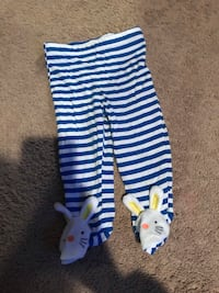 3-6 month Easter pants  Annapolis, 21401