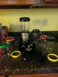 Magic Bullet with accessories Chesterton, 46304