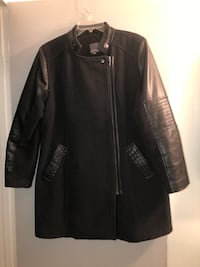 Winter's not over yet! Size 18 warm, 3/4 length coat, 55% wool Edmonton, T6L 6P5
