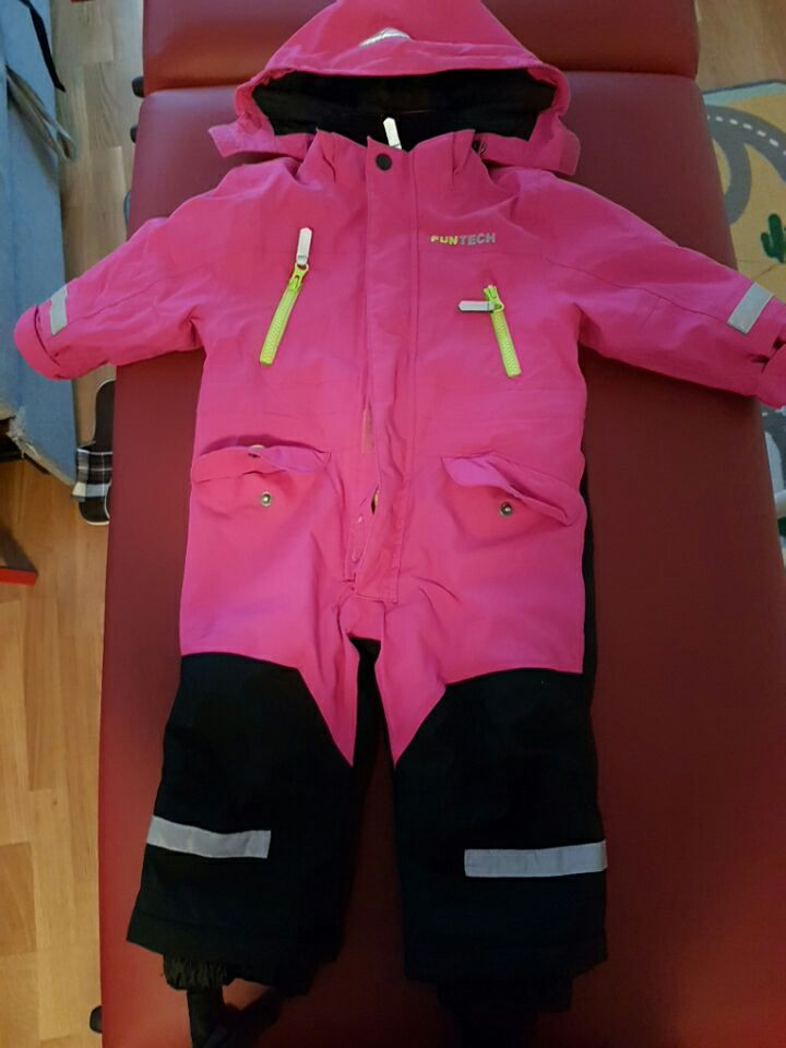 winter suit v. good condition