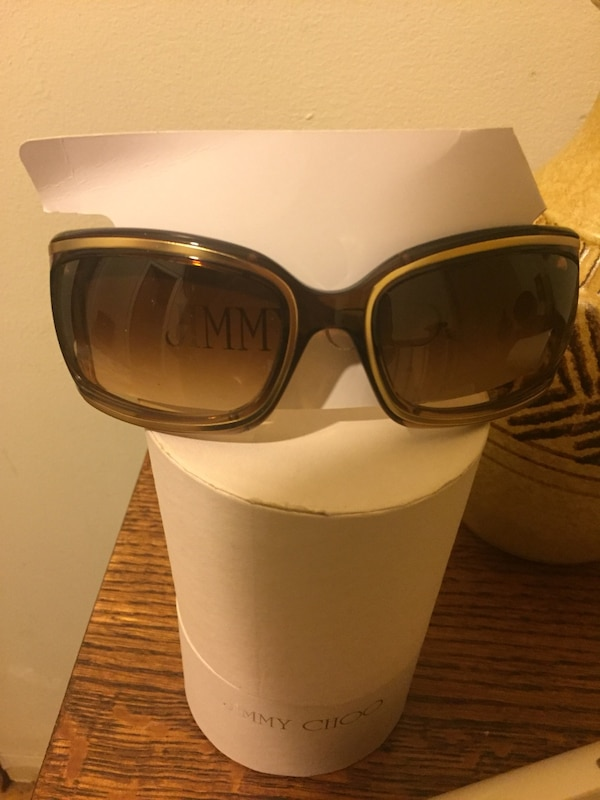 58908d0381c4 Used Authentic Jimmy Choo Sunglasses for sale in Yonkers - letgo