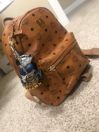 Authentic mcm Backpack for sale or trade  Surrey, V3W 5L7