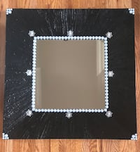 black and white wooden photo frame Simpsonville, 29681