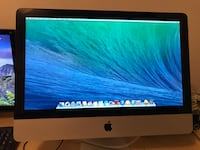 imac 2012 very clean i also accept trade Montréal, H3S 1J6