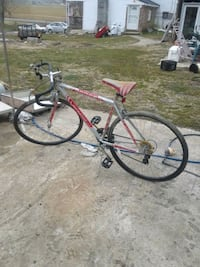 black and red road bike Jefferson, 21755