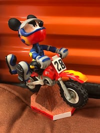 Disney's Mickey Mouse  Riding his Dirt-bike Bobblehead  Margate, 33063