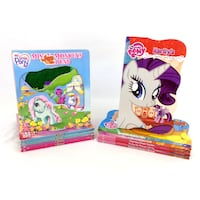 Lot 11 My Little Pony Books Board Picture Storyboo Port Colborne