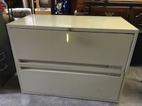 Lateral Filing Cabinet with Key  Abbotsford, V2S 4B2