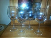 wine glasses Mississauga