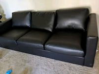 LEATHER COACH 3SEATER Tysons, 22102