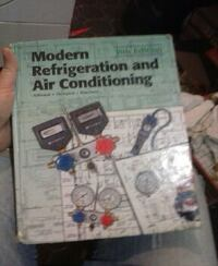 Moderb Refrigeration and Air conditioning book Somerset, 43783